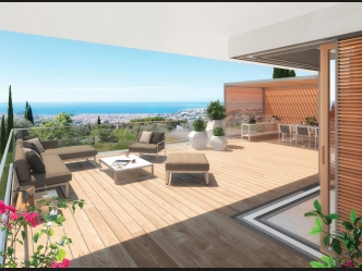 New luxury residence in Nice