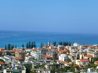 Bordighera Apartment Sea View For Sale