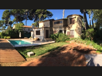 Splendid villa for sale in Cap d'Antibes