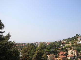 Bordhirera sea view villa for sale