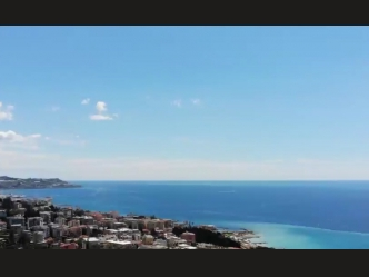 Land with Sea View in Sanremo