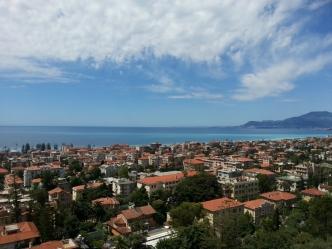 Bordighera prestigious penthouse for sale