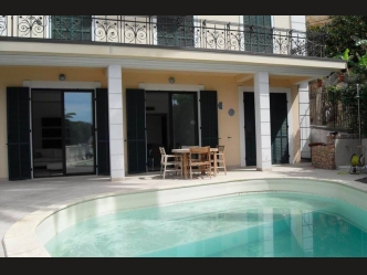 Apartamento a Bordighera con piscina