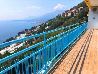 Ventimiglia, Grimaldi appartamento vista mare