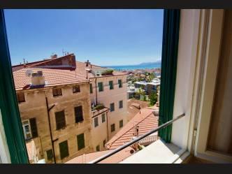 Bordighera alta appartement avec vue mer