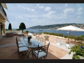 Saint-Jean-Cap-Ferrat Villa For Sale