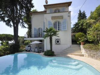 Wonderful sea view villa for sale in San Remo
