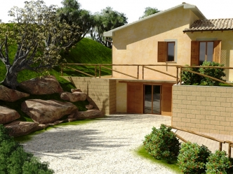 Alberese Villa In Vendita