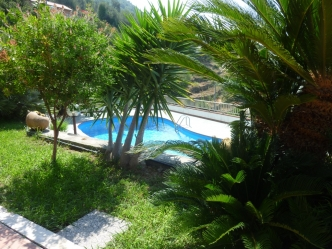 Vallecrosia,villa in vendita