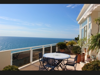 Luxury apartment for sale in San Remo