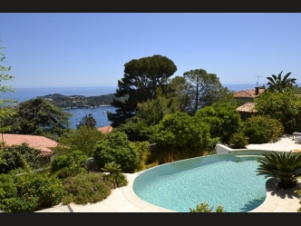 Unique villa for sale in Villefranche