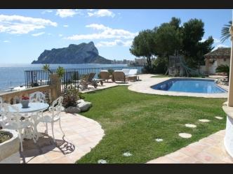 Luxury villa for sale in Benissa Alicante