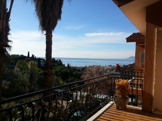 Enchanting villa for sale in Bordighera