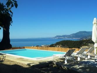 Bordighera Villa Sea View For Rent