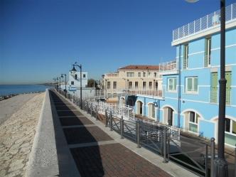 Апартаменты на берегу моря Каорле