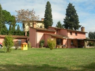 Vendesi a San Gimignano Villa di campagna