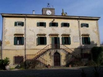 Старинная вилла в Ливорно