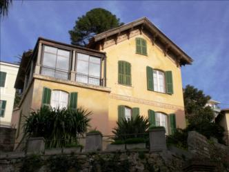 Enchanting villa for sale in San Remo