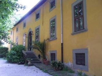 Старинная вилла в Тоскане