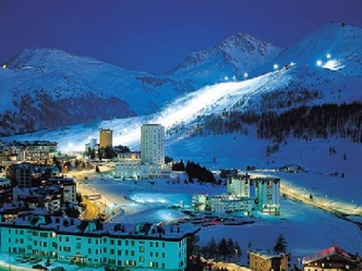 Sestriere hotel for sale