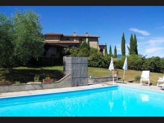 San Casciano villa in vendita
