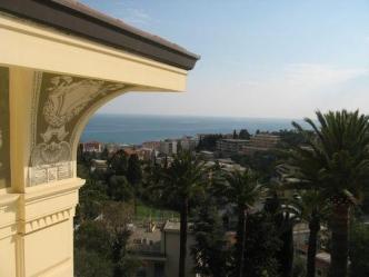 Fabulous Liberty style villa in Ventimiglia