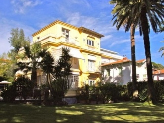 Belle Epoque villa in Nice Cimiez