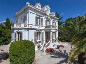 Unique villa for sale in Nice Cimiez