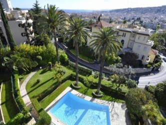 Beautiful penthouse for sale in Nice Cimiez