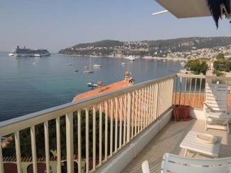Fantastic apartment for sale in Cap Ferrat