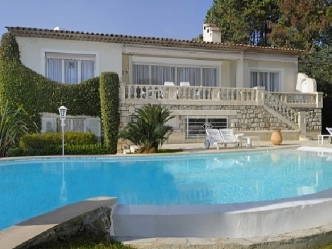 Magnificent villa for sale in Cap Ferrat