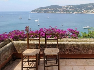 Splendid villa for sale in Cap Ferrat