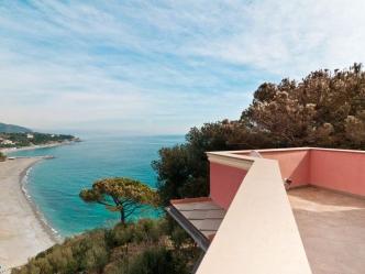 Celle Ligure Villa Vue Mer en Vente