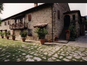 Casale a Cortona in Toscana