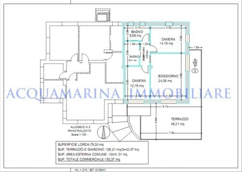 Sanremo New Building For Sale<br />5/8