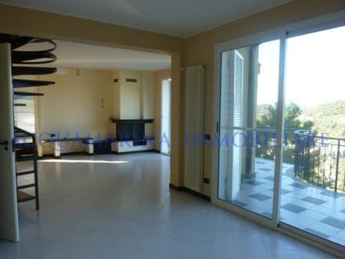 Vallebona Apartment  in Villa sea view for sale<br />2/8