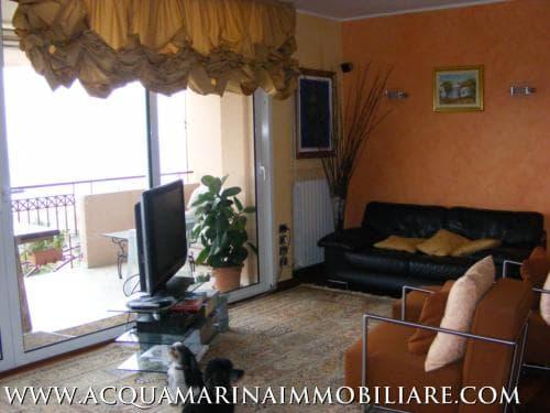 apartment liguria bordighera sale sea view<br />2/8