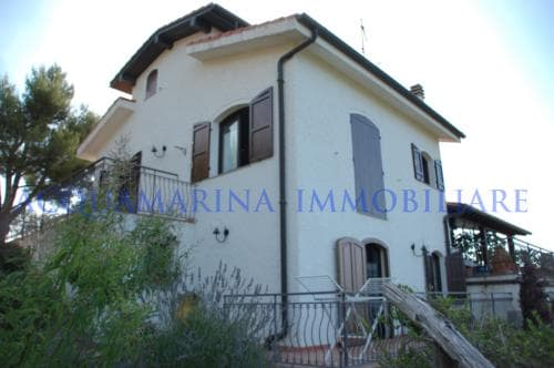 villa vista mare in vendita Camporosso<br />5/8