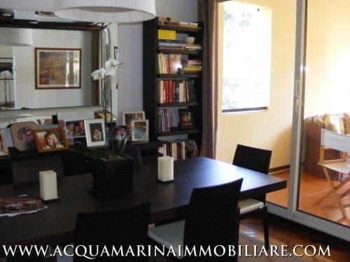 Montecarlo Appartamento vista mare<br />3/5