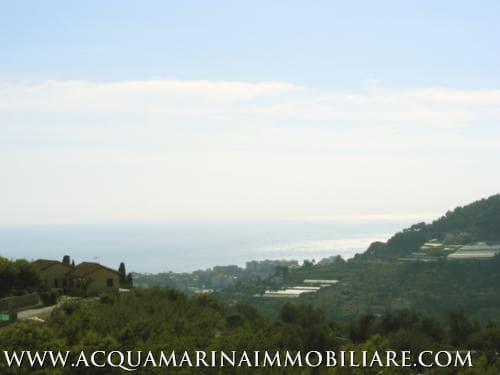 Terreno Vista mare Bordighera<br />6/8