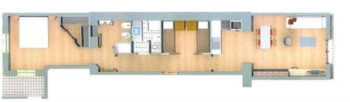 Bordighera appartamento in nuova costruzione in vendita<br />2/5