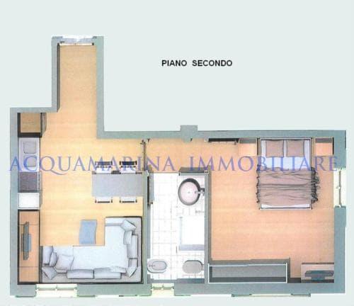 Bordighera appartamento vista mare in vendita<br />8/8