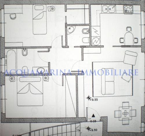 Sanremo Appartamento In Vendita<br />2/2