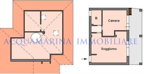 Vallebona Apartment  for sale<br />8/11