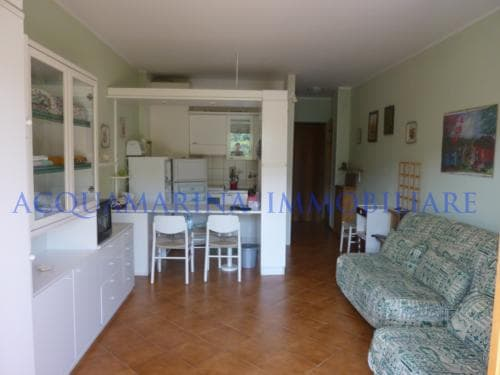 Bordighera One Room Flat For Sale<br />3/8