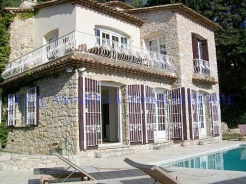 Villa Jean Cap Ferrat<br />2/8