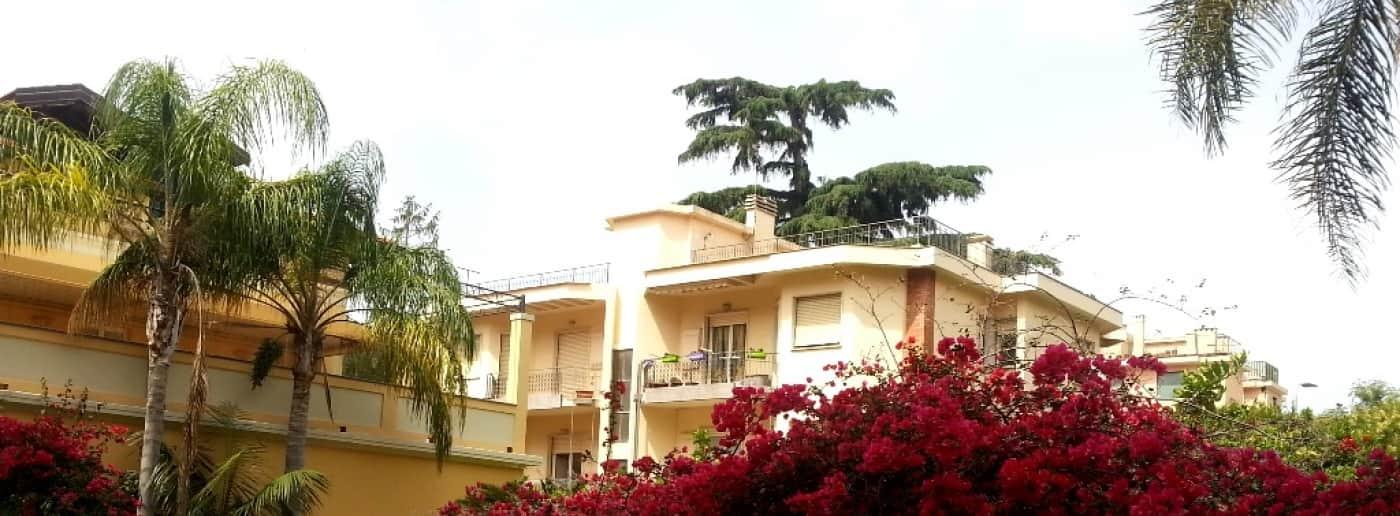 Central apartment for sale in Bordighera