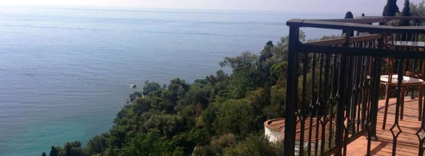 Ventimiglia Apartment For Sale Sea View