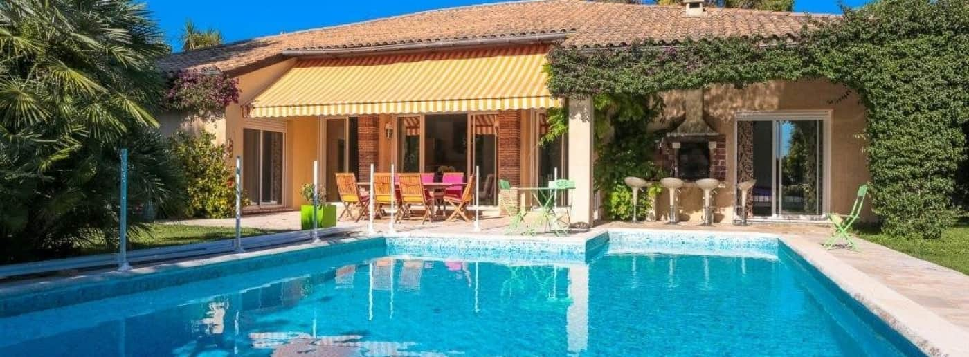 Charming villa for sale in Cap d'Antibes
