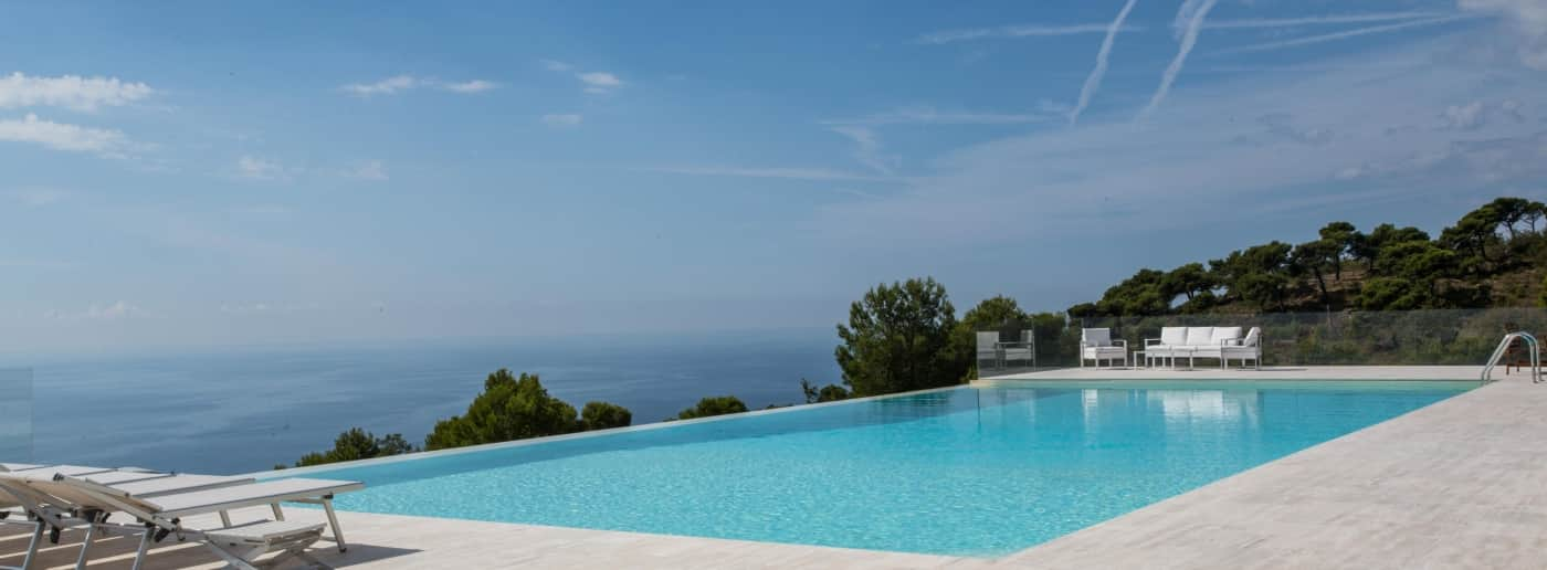 Cipressa Fabulous Villa Sea View For Sale